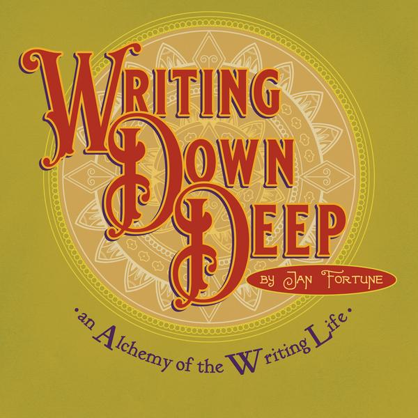 Writing Down Deep (hardback)