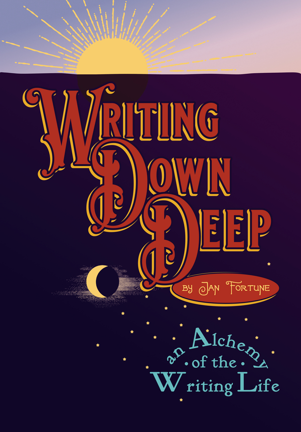 Writing Down Deep (paperback)